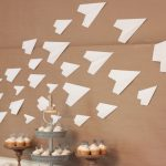 Rustic Paper Airplane Party