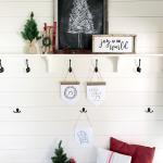Holiday Mini Banners Printable