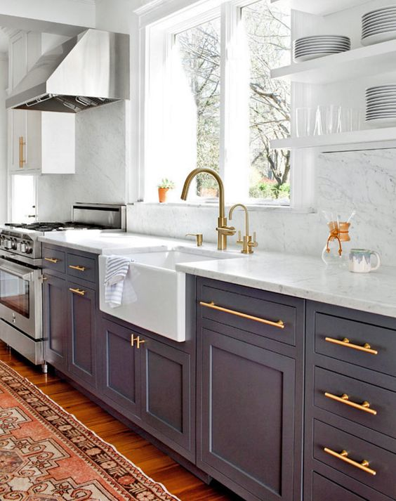 Modern Farmhouse Laundry Room Choosing Cabinet Hardware Orc Week 3 Gather And Flourish