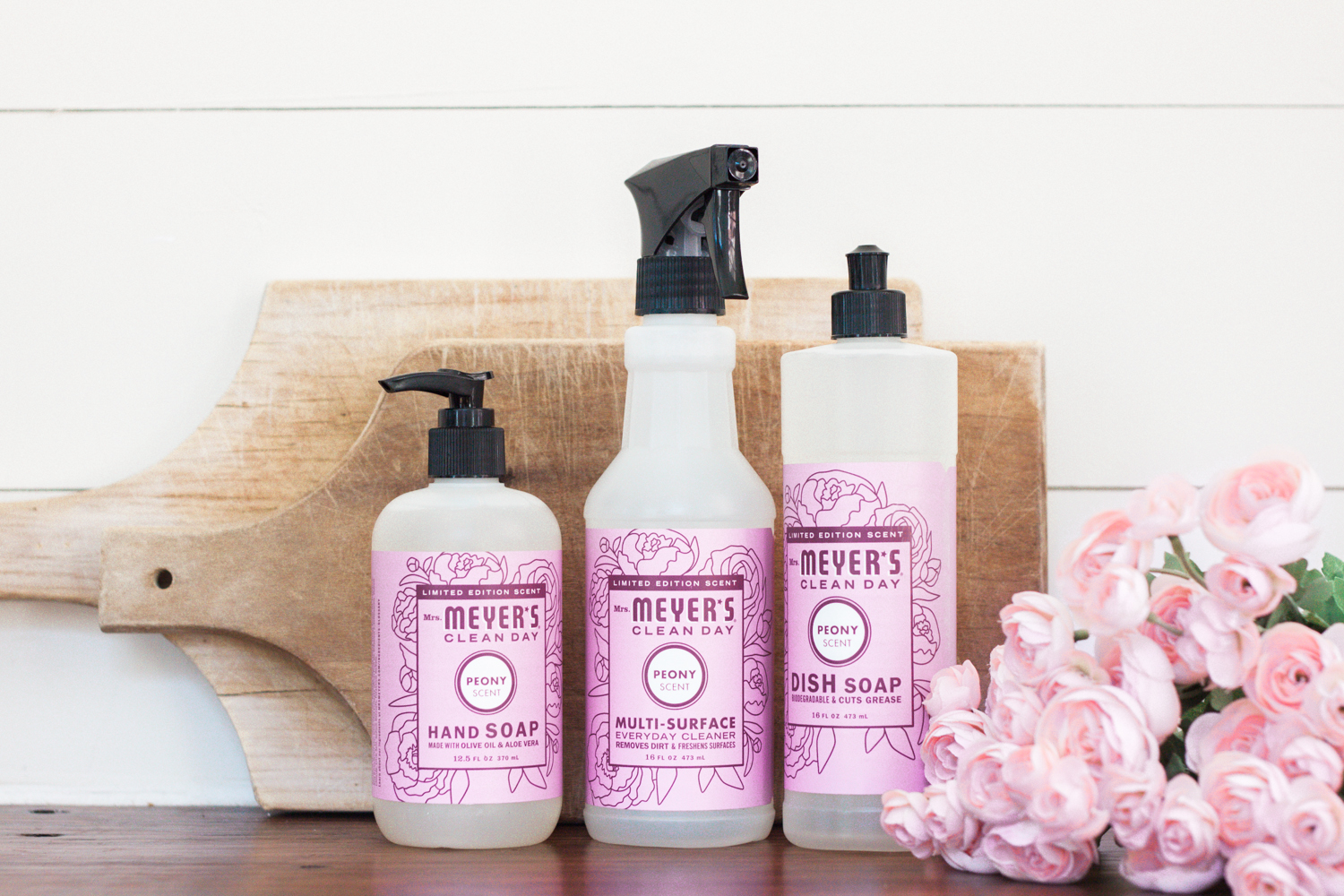 Must-Have Cleaning Essentials
