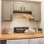 Modern Farmhouse Laundry Room Reveal | ORC Week 6