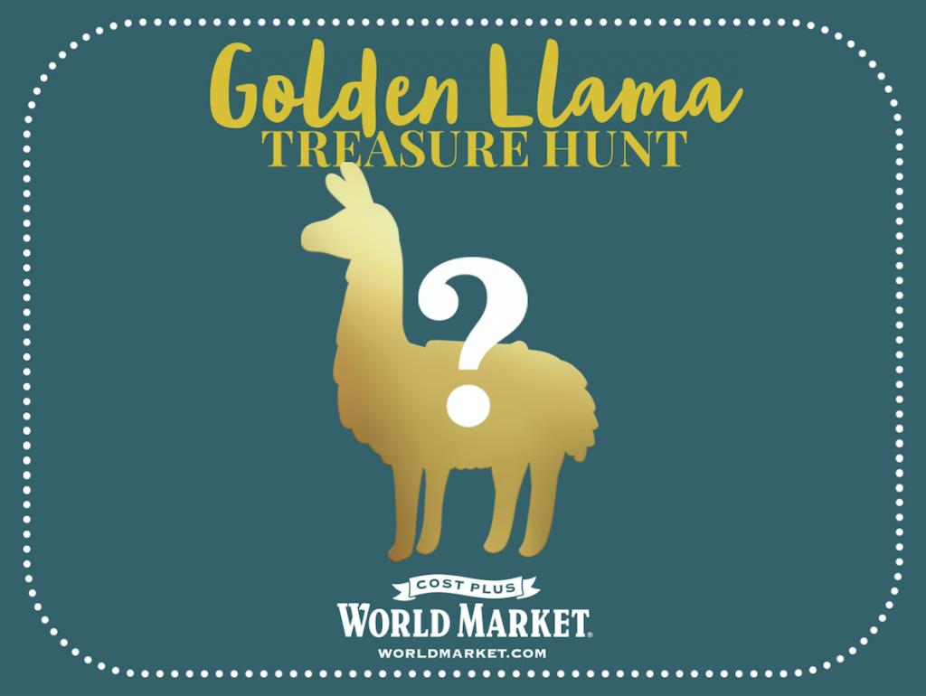 Llama-Rama Holiday Decor Inspiration. #sponsored by @worldmarket. #GiftThemJoy #worldmarkettribe