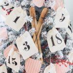 DIY Advent Calendar Bags