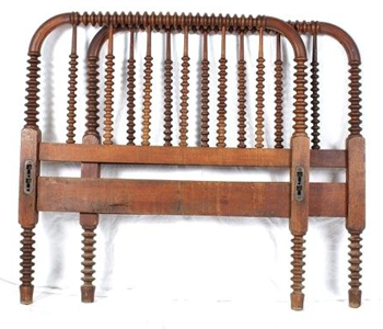 Terrific Jenny Lind Spindle Bed Beautiful Antique Twin Size Jenny Ocoug Best Dining Table And Chair Ideas Images Ocougorg