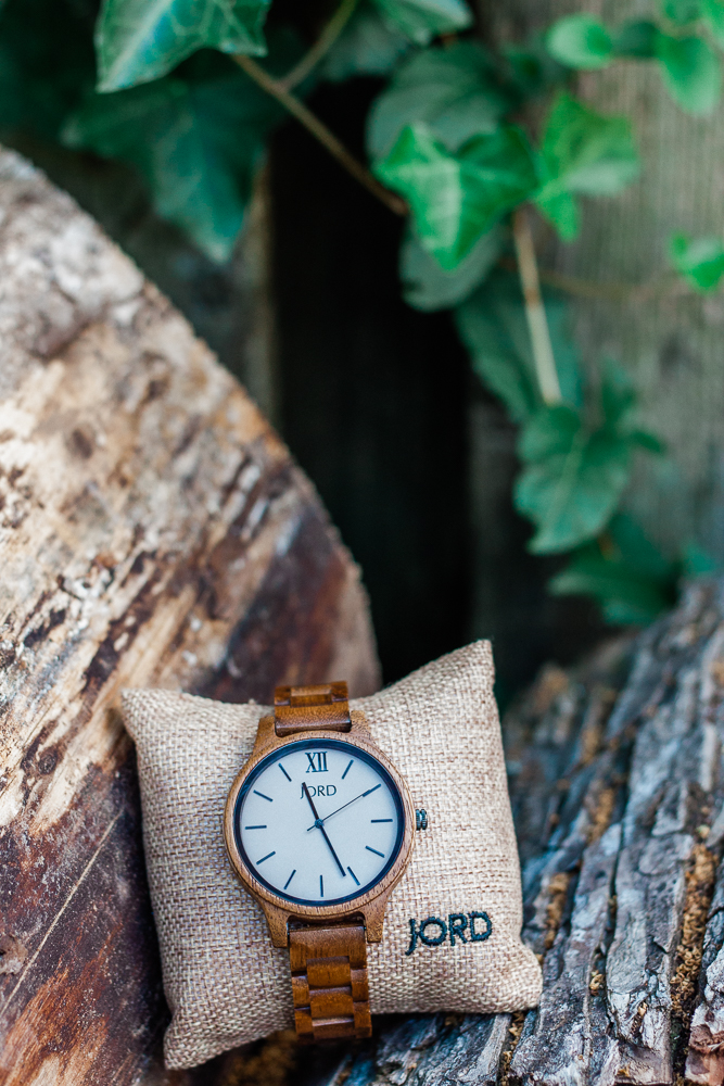 JORD Wooden Watches are a unique gift for father's day. Father's day gift ideas.