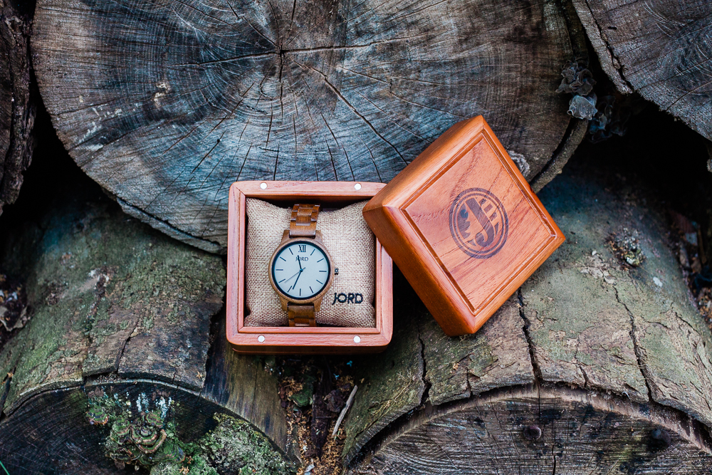 JORD Wooden Watches for father's day. Father's day gift ideas.
